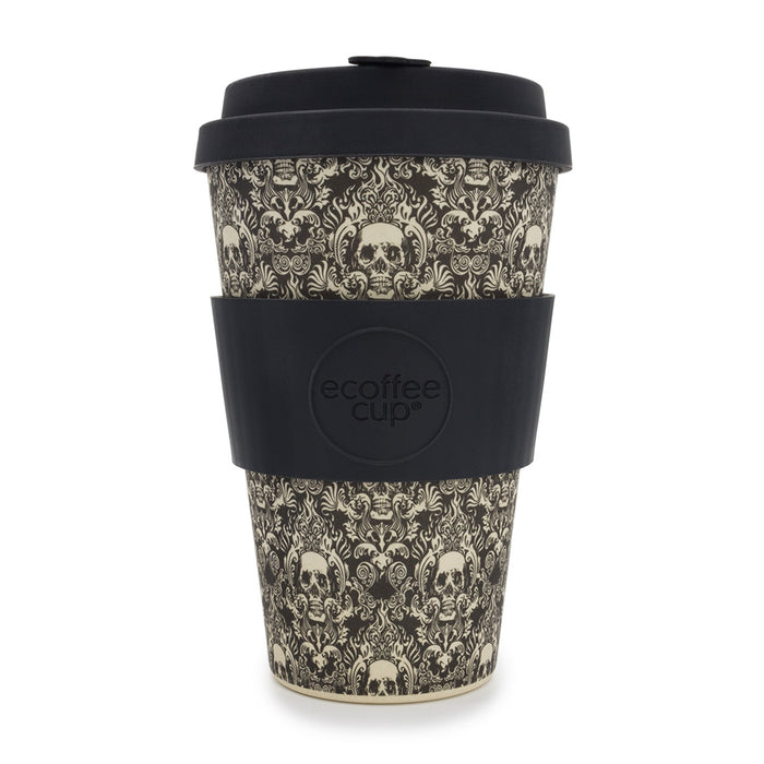 Ecoffee Cup Reusable Bamboo Travel Cup 0.4l / 14 oz. - Milperra Mutha