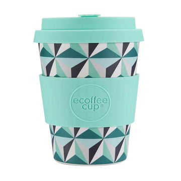 Ecoffee Cup Reusable Bamboo Travel Cup 0.34l / 12 oz. - Funnalloyd