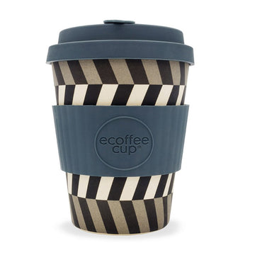 Ecoffee Cup Reusable Bamboo Travel Cup 0.34l / 12 oz. - Look Into My Eyes