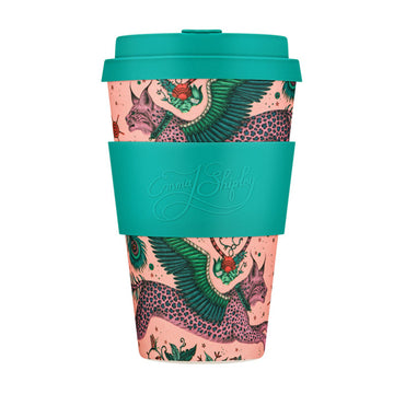 Ecoffee Cup Reusable Bamboo Travel Cup 0.17l / 6 oz. - Church & Chambers