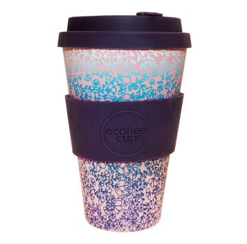 Ecoffee Cup Reusable Bamboo Travel Cup 0.4l / 14 oz. - Miscoso Secondo