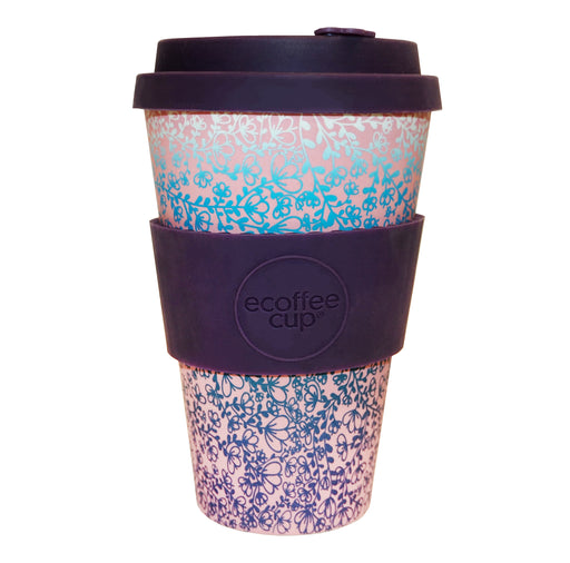 Ecoffee Cup Reusable Bamboo Travel Cup 0.4l / 14 oz. - Miscoso