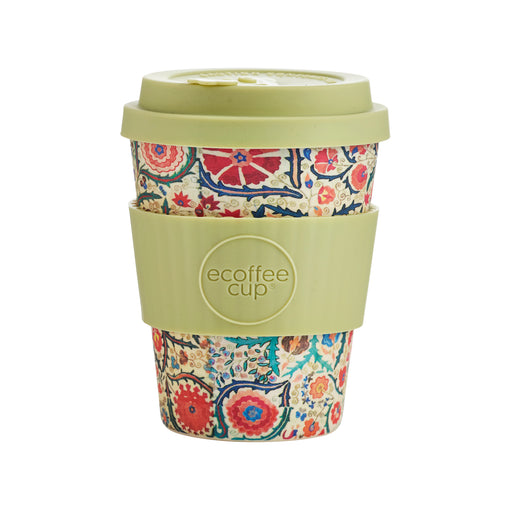 Ecoffee Cup Reusable Bamboo Travel Cup 0.34l / 12 oz. - Papafranco