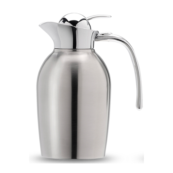Elia Satin Stainless Steel Deluxe Coffee Jug 1 L
