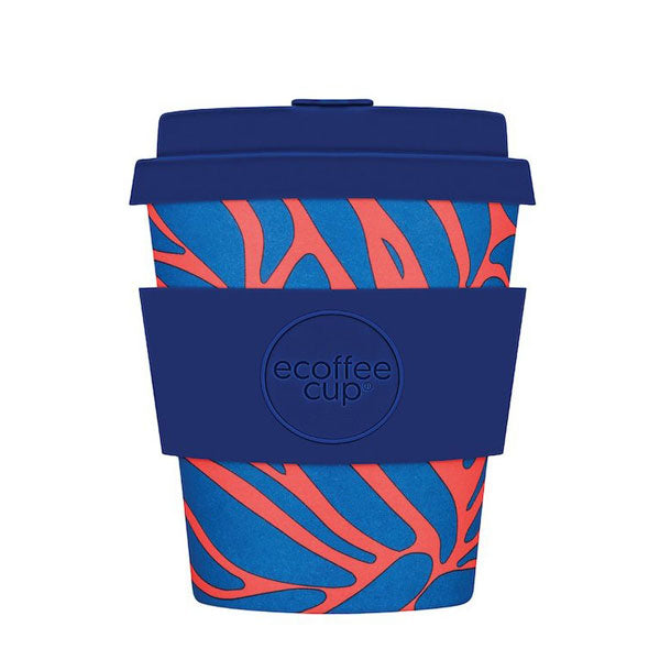 Ecoffee Cup Reusable Bamboo Travel Cup 0.25l / 8 oz. - Enough, Buckmaster 650357