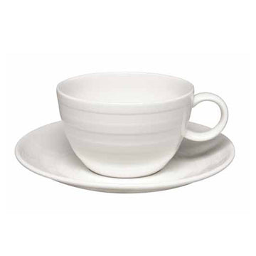 Elia Essence Breakfast Cup Saucer  - Case of 6