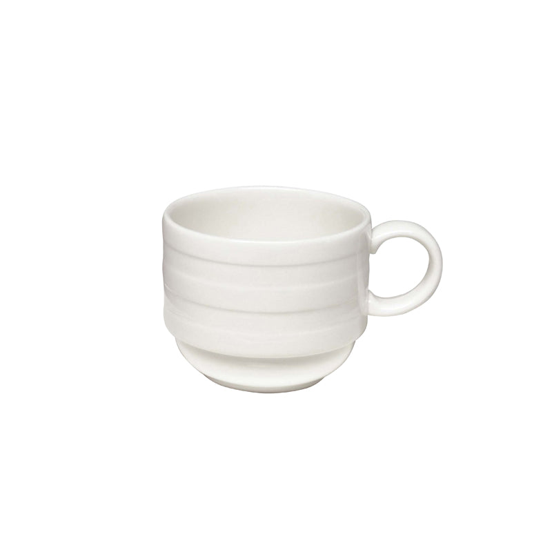 Elia Essence Espresso Cup Stackable 10cl - Case of 6