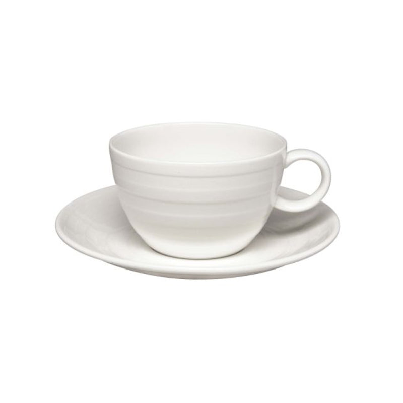 Elia Essence Espresso Cup Saucer - Case of 6