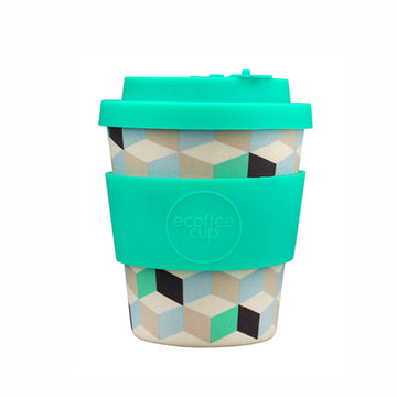Ecoffee Cup Reusable Bamboo Travel Cup 0.25l / 8 oz. - Frescher