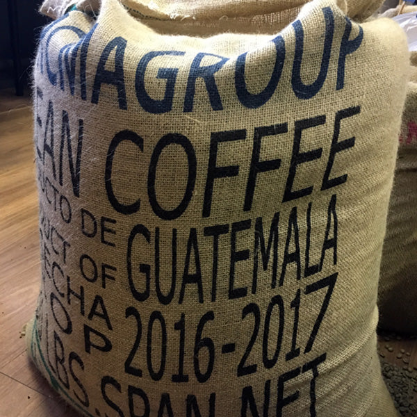 GUATEMALA ANTIGUA LOS VOLCANES - Dark Roast Coffee