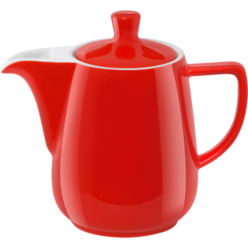 Melitta Pour Over Porcelain Coffee Jug (Red)