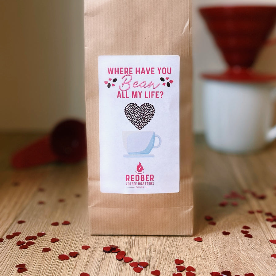 Where Have You Bean all My Life? Valentine's Coffee Blend