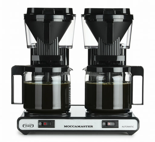 Moccamaster KBG 744 Office Filter Coffee Machine - Black