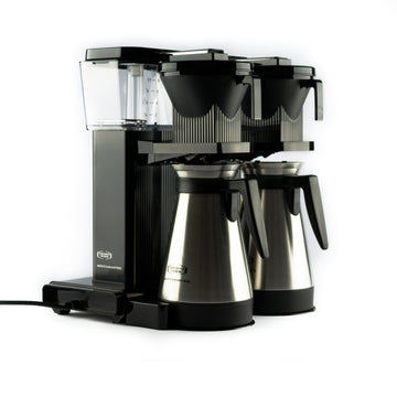 Moccamaster KBGT20 Office Filter Coffee Machine - Black
