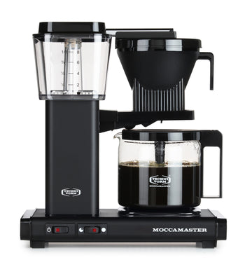 Moccamaster KBG 741 AO Filter Coffee Machine - Matt Black