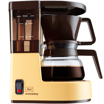 Melitta Aromaboy Filter Coffee Machine - Beige