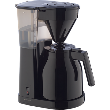 Melitta Easy Therm II Filter Coffee Machine 1023-06 - Black