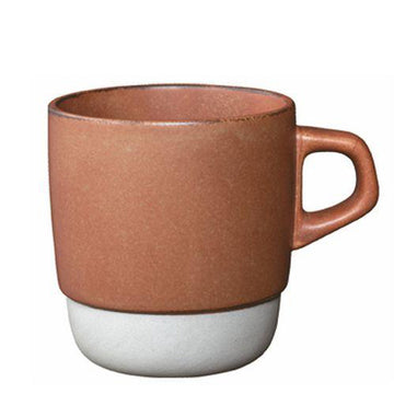 Kinto Stacking Mug - Orange
