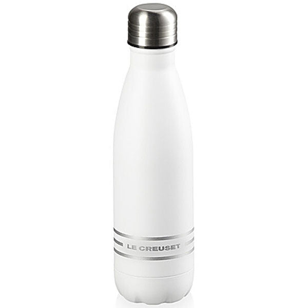 Le Creuset Hydration Water Bottle 500ml - Cotton