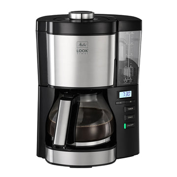 Melitta Look V Timer Filter Coffee Machine - Black (1025-08)