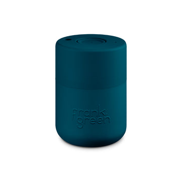 Frank Green 8oz/230ml Original Reusable Cup - Marine Blue