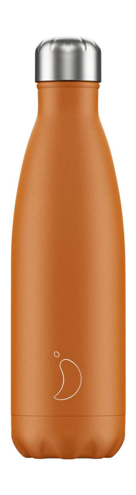 Chilly Double Wall Drinking Bottle 0.5L - Matte Burnt Orange