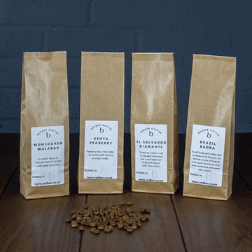 MEDIUM ROAST COFFEE PACK