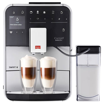 Melitta Barista T Smart® Bean to Cup Coffee Machine - Silver (stock due end of March)