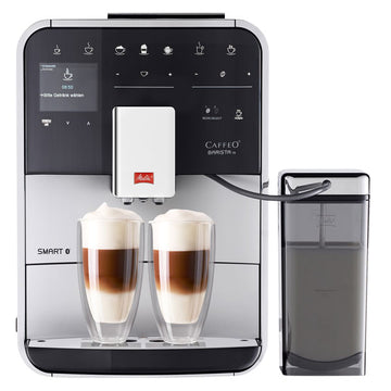 Melitta Barista TS Smart® Bean to Cup Coffee Machine - Silver