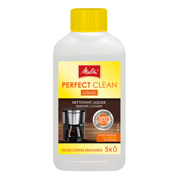 Melitta Perfect Clean Filter Coffee Machine Cleaner 250ml