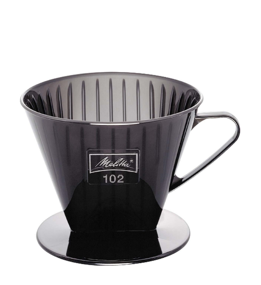 Melitta Aromafilter 1x2 (Black) Coffee Dripper