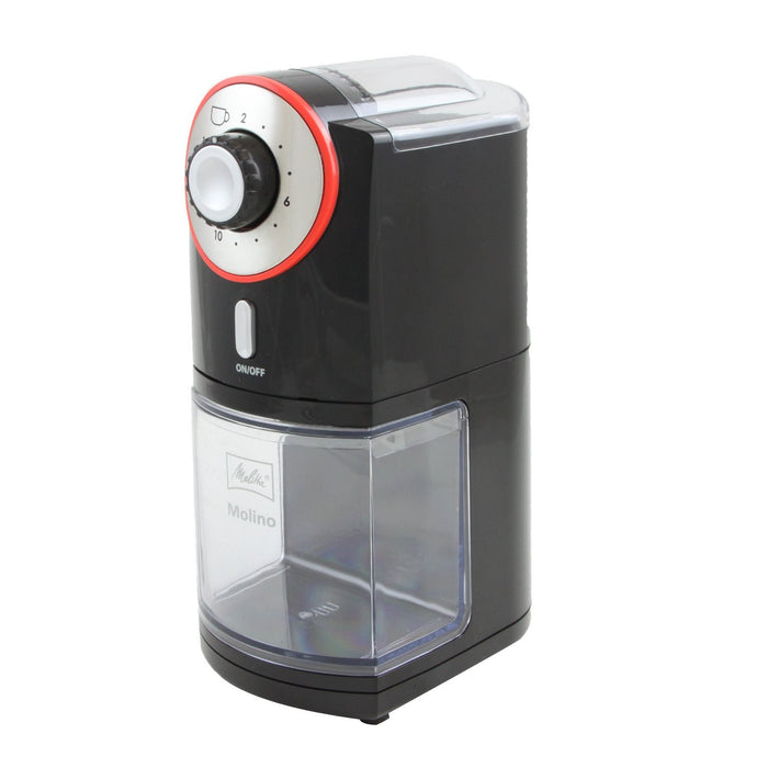 Melitta MOLINO Electric Burr Coffee Grinder