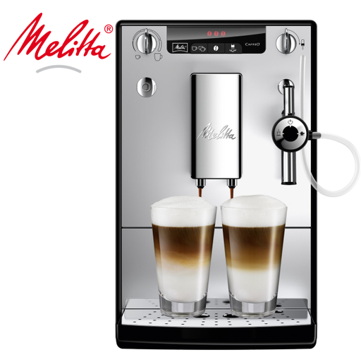 Melitta Caffeo Solo & Perfect Milk (Silver)