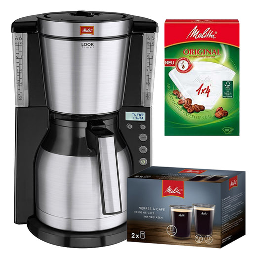 Melitta Look IV Therm Timer with FREE Gifts!