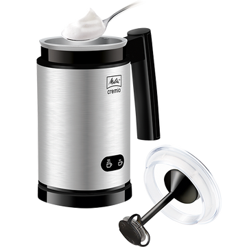 Melitta Cremio II® Milk Frother (Stainless Steel)
