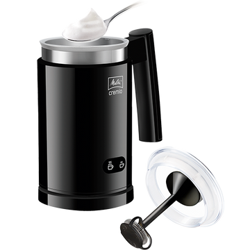 Melitta Cremio II® Milk Frother (Black)