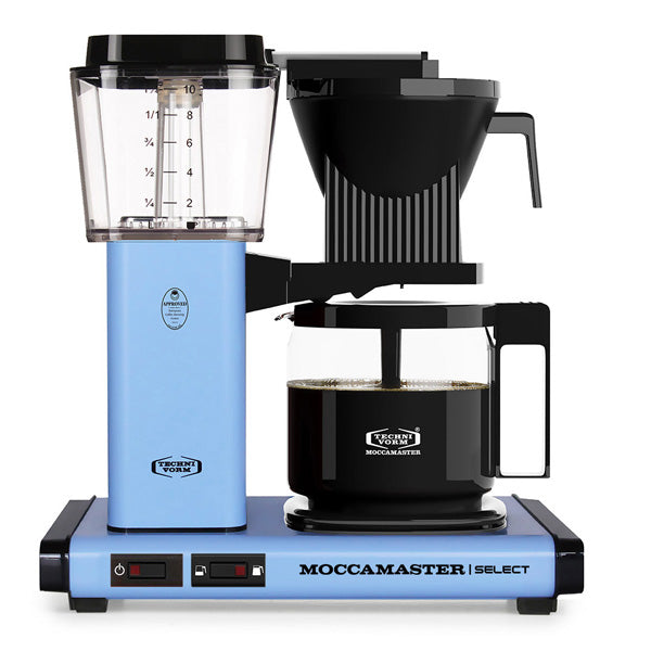 Moccamaster KBG Select Filter Coffee Machine 53806 - Pastel Blue