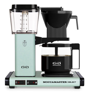 Moccamaster KBG Select Filter Coffee Machine 53807 - Pastel Green