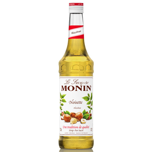 Monin Coffee Syrup 700ml - Hazelnut