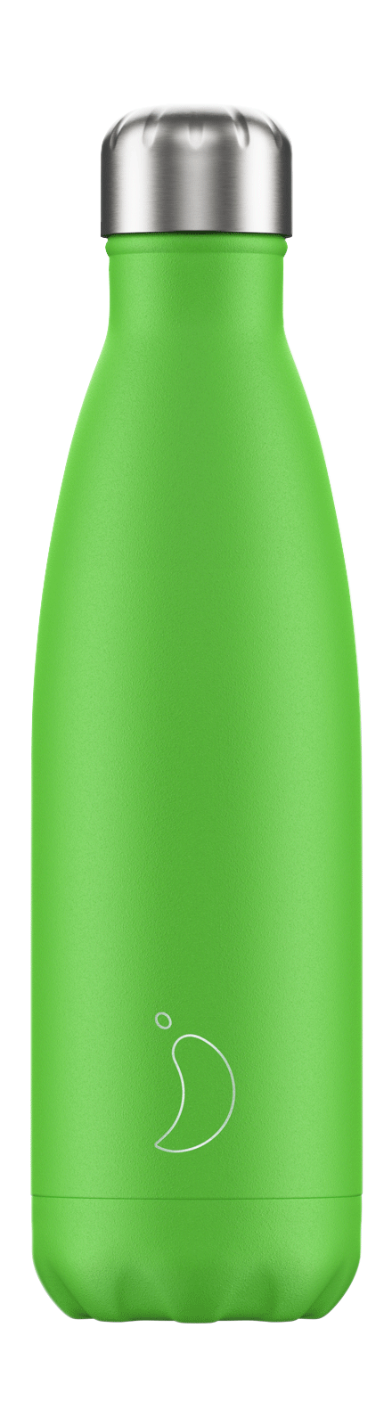Chilly Double Wall Drinking Bottle 0.5L - Neon Green