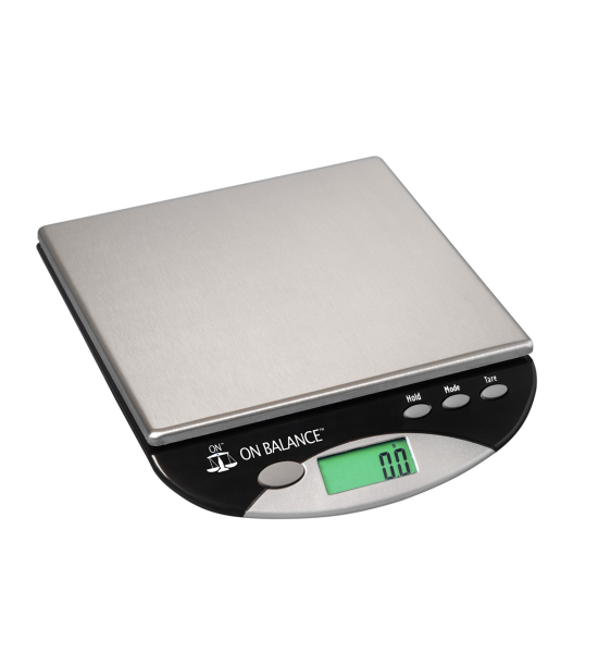 On Balance Compact Bench Scales