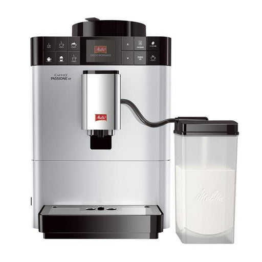 Melitta Caffeo Passione OT (Silver) with FREE Gifts