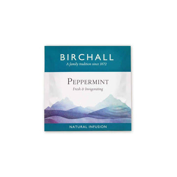 Birchall Tea in Enveloped Prism Bags 200pcs - Peppermint
