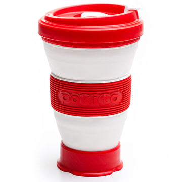 Pokito Collapsible Travel Mug - Cherry