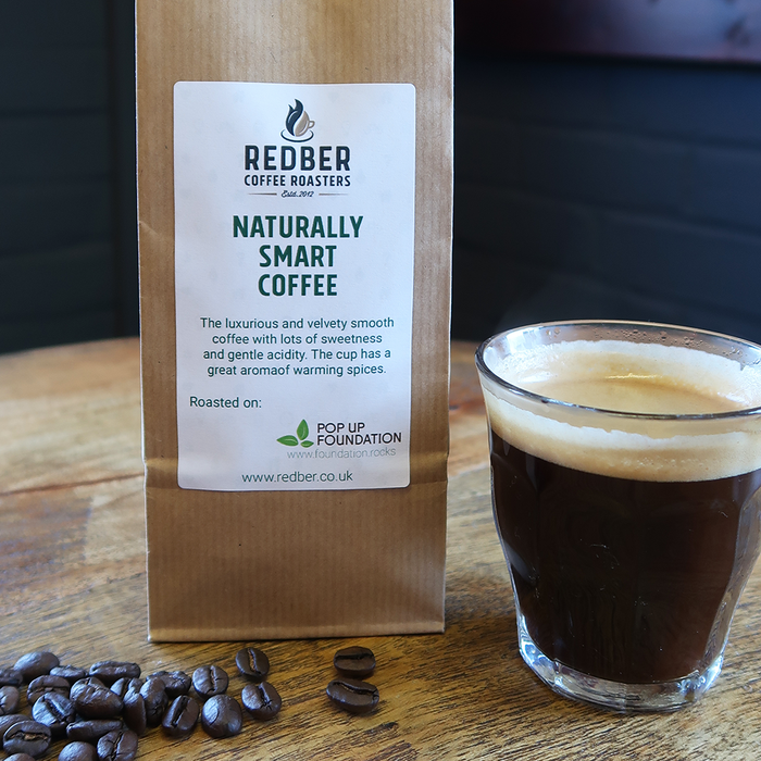 Naturally Smart Coffee