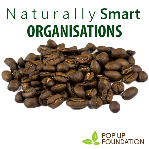 Naturally Smart Coffee - Workplace