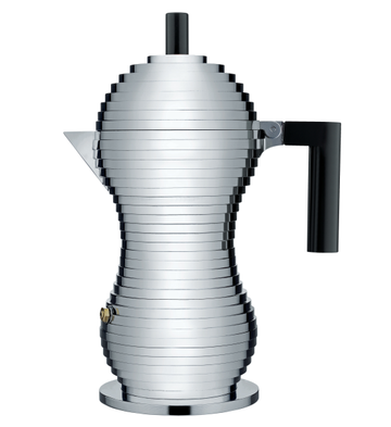 Alessi Pulcina 6-cup Stove Top Expresso Coffee Maker