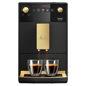 Melitta Purista® Series 300 Bean to Cup Coffee Machine - Jubilee (Limited Edition)