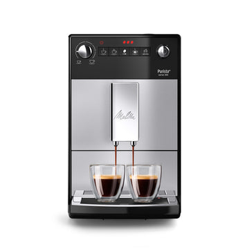 Melitta Purista® Series 300 Bean to Cup Coffee Machine - Silver