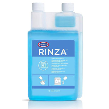 Urnex Rinza Acid Formulation Milk Frother Cleaning Liquid 1 Litre
